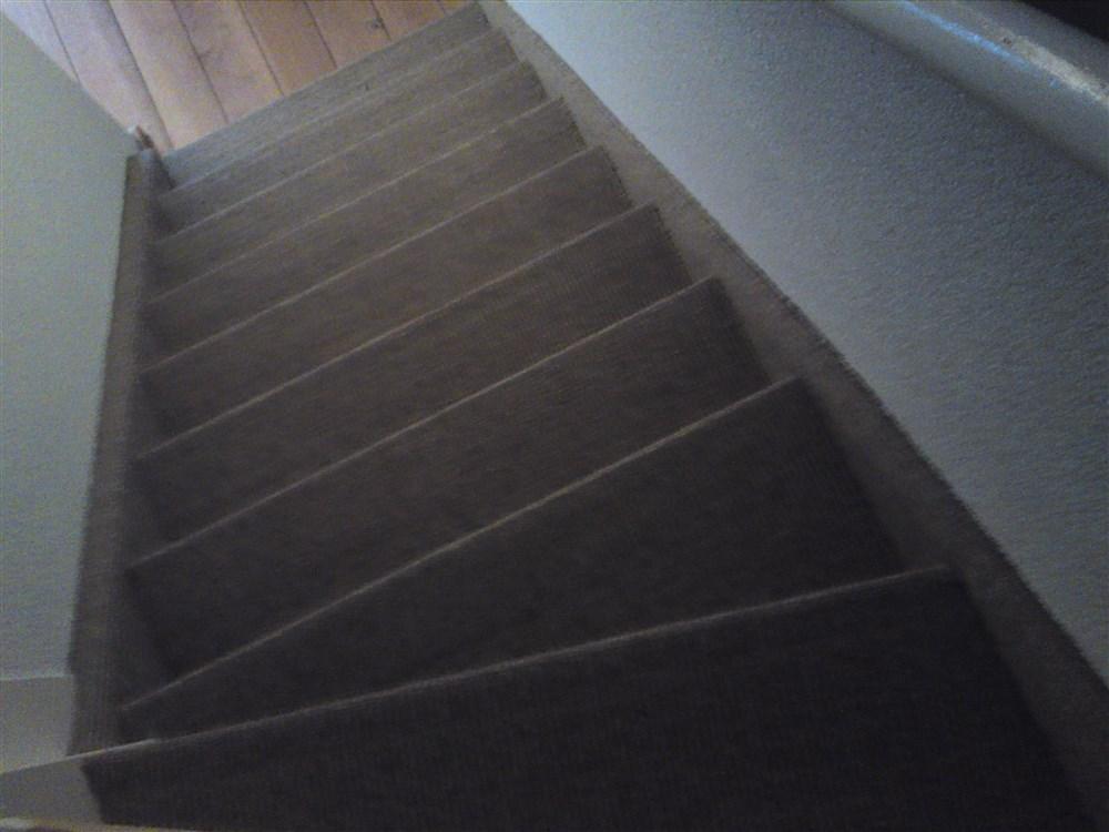 New Sisal trap bekleden vanaf €465,- | Alleen bij ThijsTapijt.nl! @BC18